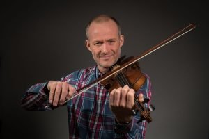 Alistair McCulloch - Fiddle Tutor