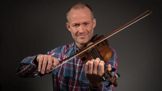 Alistair McCulloch - Fiddle Tutor