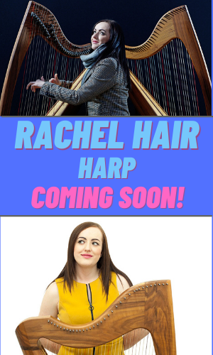 Rachel Hair Coming Soon Advert